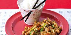 Recepty: Kuřecí kung pao