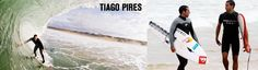 Tiago Pires - Pro Rider  #surf