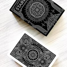"""543 Likes, 4 Comments - kardify.com (@kardify) on Instagram: """"STARDECK #playingcards, a sci-fi themed deck featuring Space Marines, Robots, Aliens, and a…"""""""