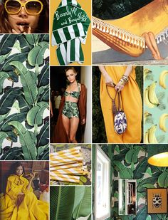 Bananas Summer Inspiration | Camille Styles