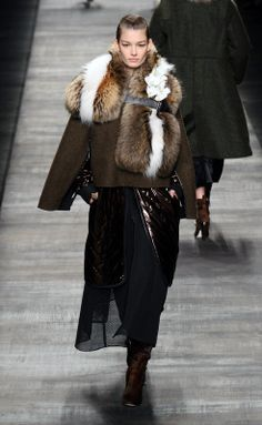 Fendi - Fall-Winter 2014-2015 Milan Fashion Week