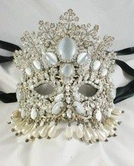 altered masquerade mask - Google Search