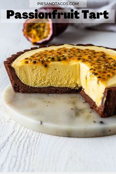 Desserts With Biscuits, Cookie Desserts, Dessert Recipes, Passionfruit Cheesecake, Tart Filling, Japanese Cheesecake, Cookie Crust, Holiday Baking, Sweet Recipes