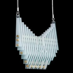 Amenti Necklace by Sarah Angold Studio