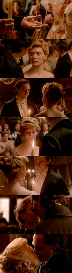 """Would you be mine?."" —Sir Thomas Sharpe. The difference between his character in the waltz scene and the sex scene is RIDICULOUS. I'm starting to think that that's part of the plot? But yeah, my mum wants to watch this and Imma have to put my foot down bc nope, I am NOT watching this with her nope nope nope nope"