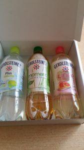 Mein #Gerolsteiner #Wassertest