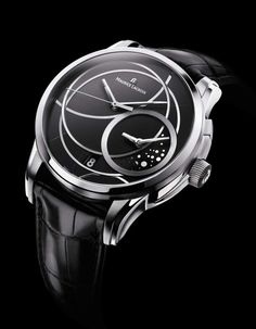 Maurice Lacroix. Oh, how I love men's watches! Too bad I have a child's wrists.