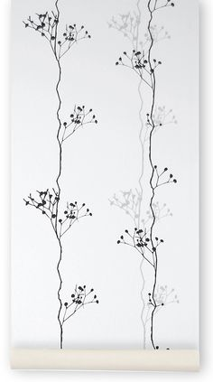 The wallpaper Berry Black Wallpaper - 107 from Ferm Living is wallpaper with the dimensions m x m. The wallpaper Berry Black Wallpaper - 107 belongs t Ferm Living Wallpaper, Black Wallpaper, Berry, Home Decor, Decoration Home, Black Background Wallpaper, Room Decor, Bury, Home Interior Design
