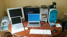 Some of my macs