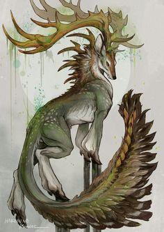 Fantasy art creatures elves 67 New Ideas Mythical Creatures Art, Mystical Animals, Mythological Creatures, Magical Creatures, Mystical Creatures Drawings, Nature Animals, Cute Fantasy Creatures, Forest Creatures, Creature Drawings