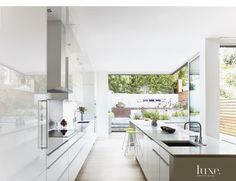 14 Brilliant Ways to Transform Your Kitchen | LuxeDaily - Design Insight from the Editors of Luxe Interiors + Design