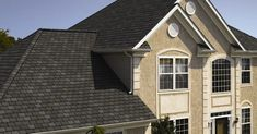 Asphalt Shingles: A Showcase of Roofing Styles, Colors and Options Roof Styles, House Styles, Roof Shingle Colors, How To Install Gutters, Commercial Roofing, Residential Roofing, Asphalt Shingles, Roofing Systems, Roofing Contractors