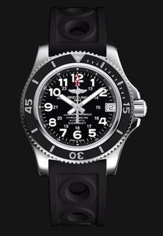 My Breitling made to measure - Breitling Superocean II 36 - Ladies' diver's watch