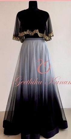 I don't know what style, what dress is this (definitely from family of lehenga/skirt), but it is for sure - Classy! Victorian, Tulle, Skirts, Dresses, Fashion, Vestidos, Moda, Gowns, Tutu