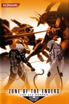 Zone of the Enders 2.  A fantastic game produced by Hideo Kojima that seems to received less attention compare to MGS. The epic  rivalry between Jehuty and Anubis brought Konami to remastered this game into HD in near future.. No words to describe my excitement...
