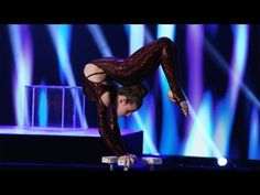 Contortionist Sofie Dossi's Unbelievable Performance