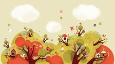 Lilipinso by Lucie Brunelliere, via Behance