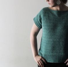 Make the Perfect Crochet Top This Summer!