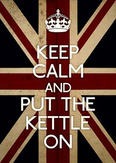 Keep Calm and Put The Kettle On If all else fails resort to that last bastion of British resolve, the cuppa Now available to buy as a print Tea Quotes, Calm Quotes, This Is Your Life, Cuppa Tea, All I Ever Wanted, Mocca, My Cup Of Tea, High Tea, Afternoon Tea