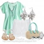 Spring Outfits | Country Living | Fashionista Trends