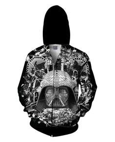 Star Wars B&W Zip-Up Hoodie https://www.rageon.com/products/stormtrooper-split-sweatshirt?aff=HcrD