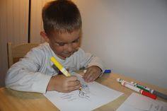 "Our Homeschool Journey: Day #6: ""Mom, I Feel Bones in My Foot"""