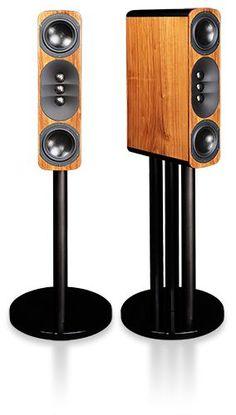 High end audio audiophile Aurelia XO Cerica, from Finland