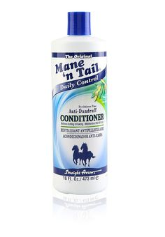 Anti Dandruff Conditioner by Mane 'n Tail. Conditioner that will make your hair stronger and smooth, suitable for every type of hair, keep your scalp healthy, this conditioner contain olive oil extract. Keep your hair healthy and smooth with this conditioner. http://www.zocko.com/z/JFRQD