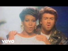 George Michael, Aretha Franklin - I Knew You Were Waiting (For Me) (Official Video) - YouTube