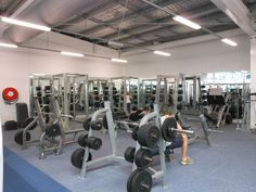 Commercial Gym Equipment Ireland