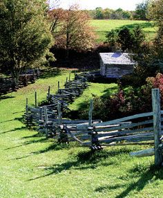 Cumberland Gap National Historic Park - Hensley Settlement
