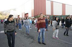 Academia de Danza Ainhoa. Ensayo General Carnaval 2013.