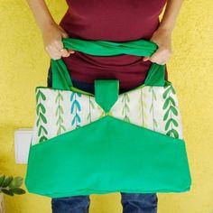 DIY Free Diaper Bag Pattern