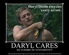 Daryl cares!