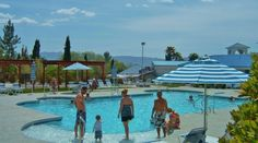 """See 1 photo and 3 tips from 40 visitors to Wine Ridge RV Resort. """"This is a very quiet RV park with an older crowd of people. Rv Parks, Cottages, Four Square, Families, Scenery, Patio, Wine, Outdoor Decor, Photos"""