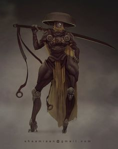 (Image) Welcome to the Monthly Character Art Challenge - Voting edition for June Current Challenge - May 2015 Hell Cook by Arthur Gimaldinov Game Character, Character Concept, Concept Art, Character Design, Sci Fi Fantasy, Fantasy World, Space Fantasy, Dark Fantasy, Art Challenge