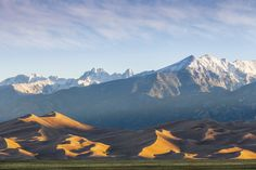 Great Sand Dunes | 20 Colorado Places That Will Literally Take Your Breath Away