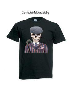 Camiseta Malota Gatsby