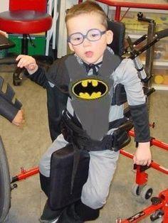 Batman:Halloween For Special Needs Children