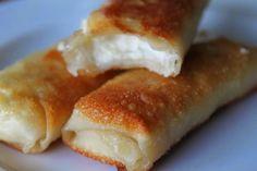 Rolnice sa feta sirom | Kuhinja i ideje