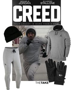 As Seen on Adonis Johnson in Creed | More at TheTake.com