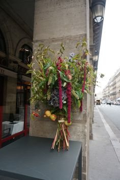 garden branchy bouquet