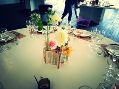 V&a Waterfront, The V&a, Here Comes The Bride, Floral Wedding, Wedding Reception, Table Decorations, Furniture, Home Decor, Marriage Reception