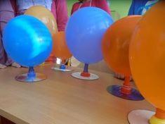 vznášadlá a další tipy na zajímavé pokusy s dětmi Chemistry, Crafts For Kids, Layout, Education, Montessori, Carnival, Crafts For Children, Page Layout, Easy Kids Crafts