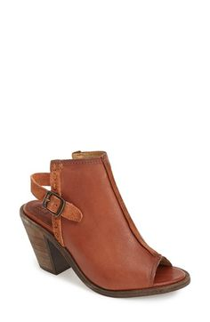 Just ordered these!! Frye 'Izzy' Artisan Slingback Leather Bootie (Women)
