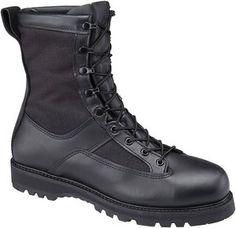 """Men's Matterhorn 8"""" Original US Marine Corps Combat Boot - Black"""