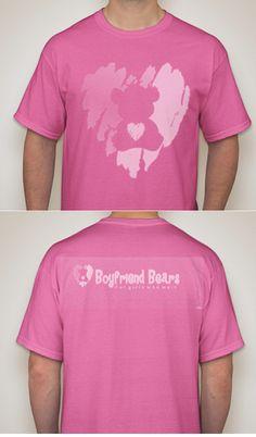 tshirt design idea using our logo