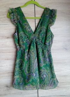 Kup mój przedmiot na #vintedpl http://www.vinted.pl/damska-odziez/bluzki-bez-rekawow/16194335-bluzka-e-vie-r-36