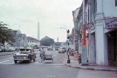 The beauty of 1960s in Singapore