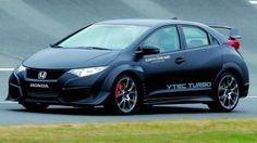 Honda Civic Type R Turbo